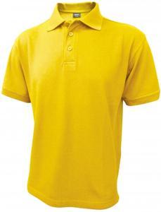 Polokošile pánská, yellow | XXL