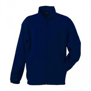 Mikina pánská fleece, navy | XL