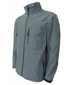 Softshellová bunda pánská, bluegrey | XL