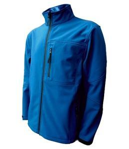 Softshellová bunda pánská, royal | XL