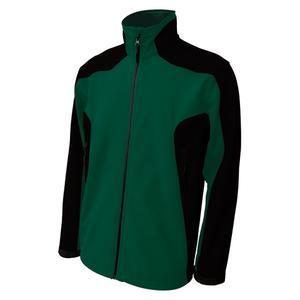 Softshellová bunda pánská  barevná kombinace, bottlegreen | M