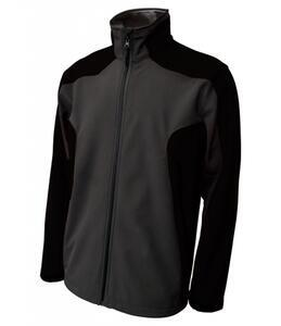 Softshellová bunda pánská  barevná kombinace, grey | M