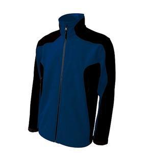 Softshellová bunda pánská  barevná kombinace, navy | XXL