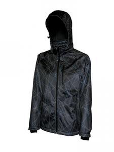Softshellová bunda dámská, lines | S
