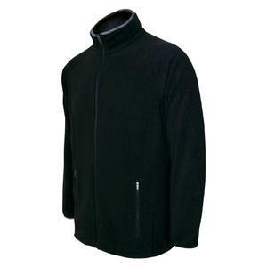 Mikina pánská fleece, anthracite | L - 1