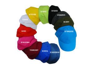 Čepice kšiltovka, indigoblue - 1
