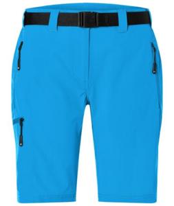 Kraťasy dámské treking, bright blue | XL - 1