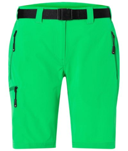 Kraťasy dámské treking, green | L - 1