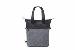 Shopper elegance, black / greysprinkle - 1