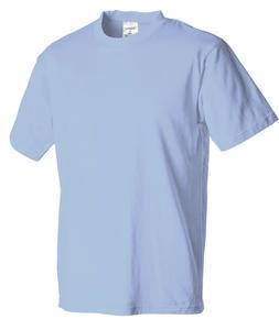 Tričko pánské krátký rukáv, skyblue | XL