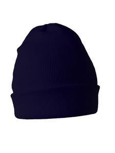 Čepice zimní, navy