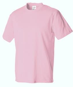 Tričko pánské krátký rukáv, light pink | L
