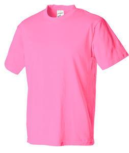 Tričko pánské krátký rukáv, azalea | S