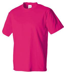Tričko pánské krátký rukáv, heliconia | XXS
