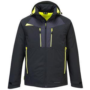 Zimní bunda pánská, black | 3XL - 1