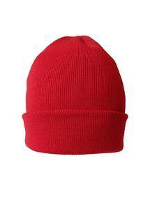 Čepice zimní, red - 1