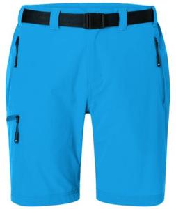 Kraťasy pánské treking, bright blue | S - 1