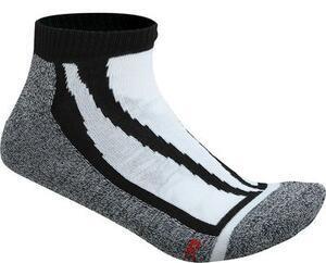 Sneakers ponožky, black | 45-47