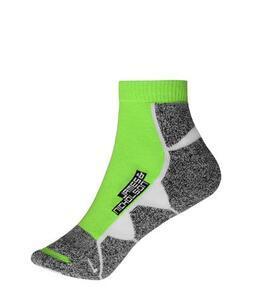 Ponožky Sport Sneakers, bright-green | 35-38