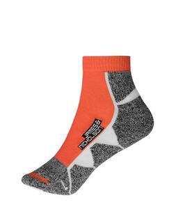 Ponožky Sport Sneakers, bright-orange | 39-41 - 1