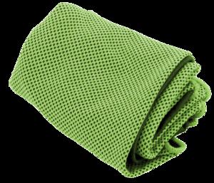 Ručník chladící 30x85cm, green