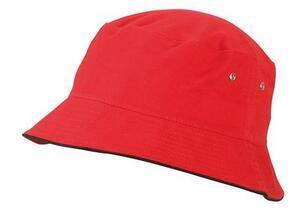Klobouček, Red/ Black | L/XL