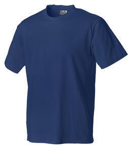 Tričko pánské krátký rukáv nadměrné velikosti, navy  | mix 12 ks (3XL 4XL 5XL á 4ks)