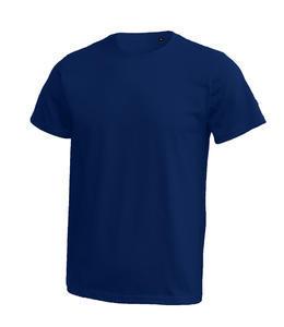 Tričko pánské krátký rukáv bez etikety, light navy | XL
