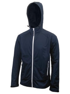Softshellová bunda pánská, navy | XL