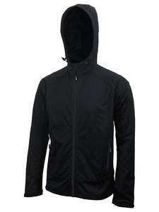 Softshellová bunda pánská, black | S