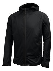 Softshellová bunda pánská, black | XXL