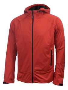 Softshellová bunda pánská, red | M