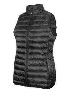 Vesta dámská zimní, black  |XL - 1