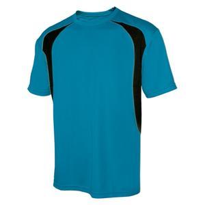 Tričko pánské krátký rukáv  sport, turquoise | M