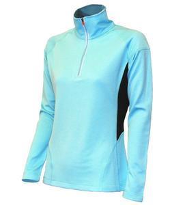 Tričko dámské dlouhý rukáv  sport, lightazure | M - 1
