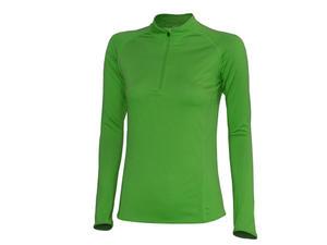 Tričko dámské dlouhý rukáv  sport, flashgreen | XXL