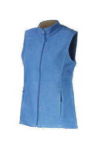 Vesta  dámská fleece, blue   M