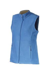 Vesta  dámská fleece, blue | XXL