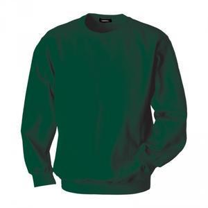 Mikina pánská, army green   L