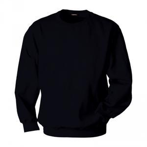 Mikina pánská, black   XL