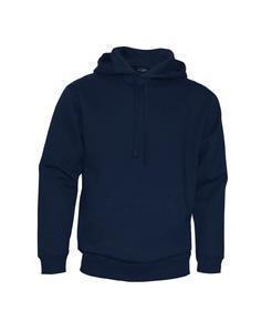 Mikina pánská s kapucí, navy | XL