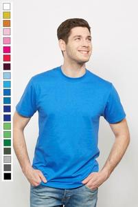 Tričko pánské krátký rukáv 185g 22barev, kelly green | S - 1