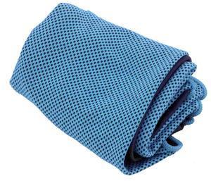 Ručník chladící 30x85cm, turquoise