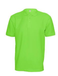 Polokošile pánská, flash green | XS