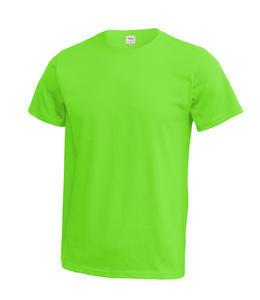 Tričko pánské krátký rukáv od vel. XS, flashgreen | S