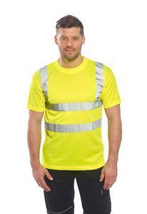 Tričko krátký rukáv hivis, yellow | L - 1