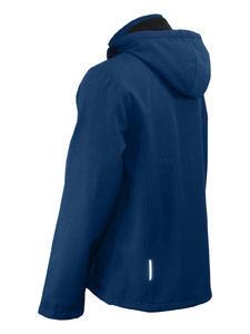 Softshellová bunda pánská, navy-melange | 3XL - 2