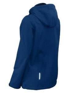 Softshellová bunda dámská, navy-melange | S - 2