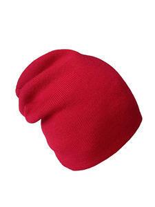 Čepice zimní, red - 2