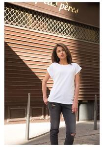 Tričko dámské Casual 5 barev, White | S - 2